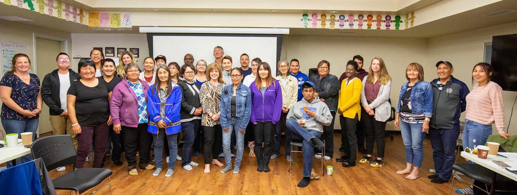 Promoting Psychological Safety in the Workplace workshop, Inuvik