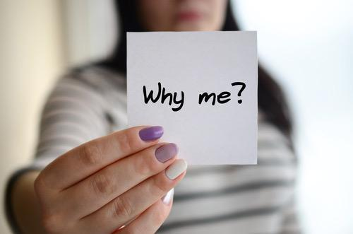 The Million Dollar Question: Why Me?