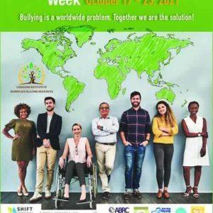 Workplace Bullying Awareness Week 2021